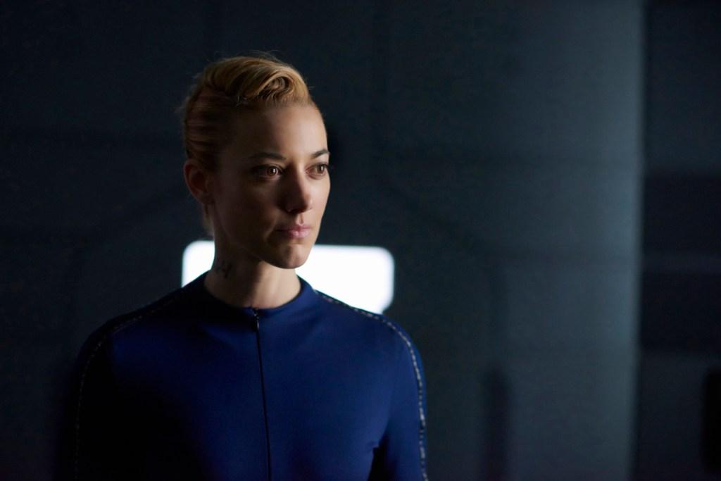 Android in Dark Matter 2x02 Kill Them All