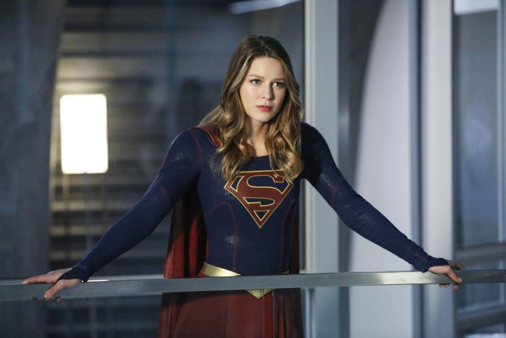 Supergirl in Supergirl 2x08 Medusa