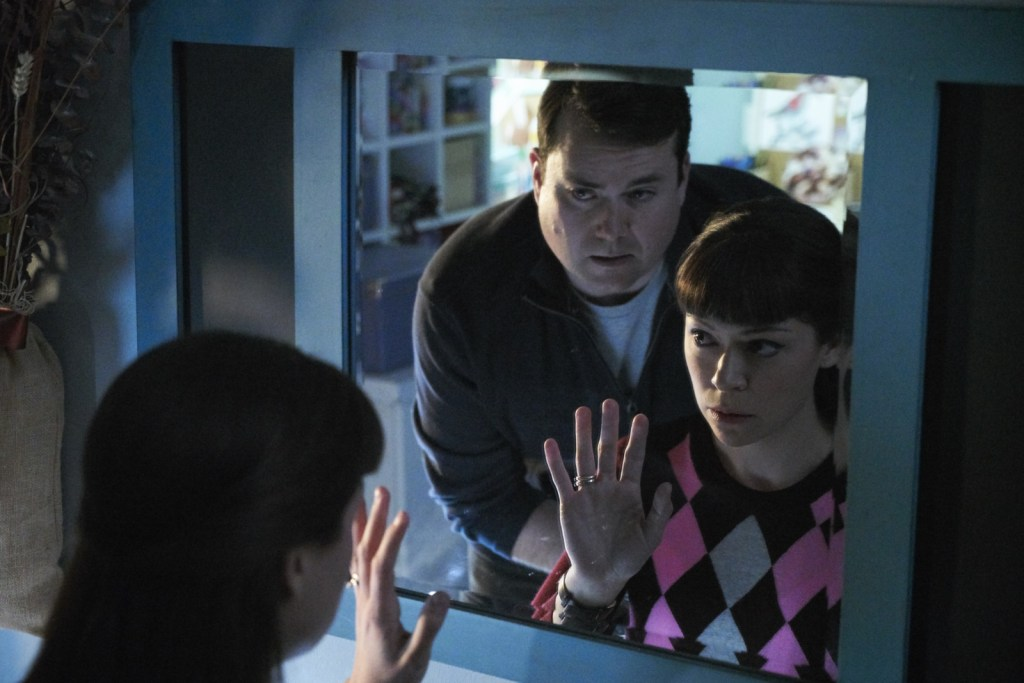 Donnie and Alison Hendrix in Orphan Black 5x03