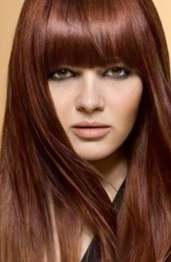 20 Solutions For Copper Hair Color
