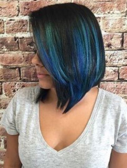 15 Breathtaking Pastel Blue Hairstyles