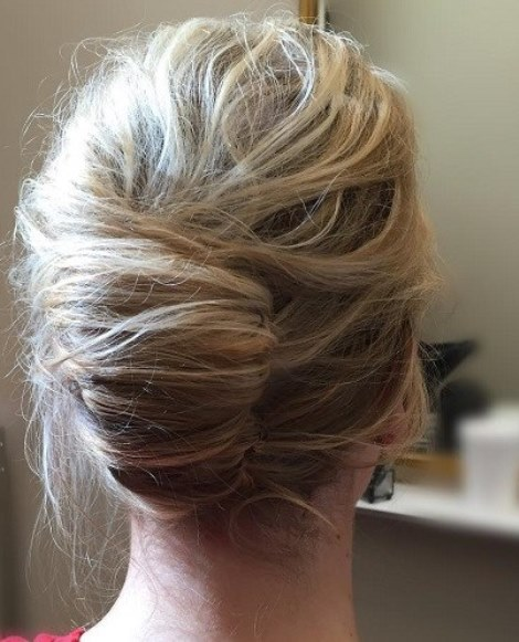Formal And Classy Updos