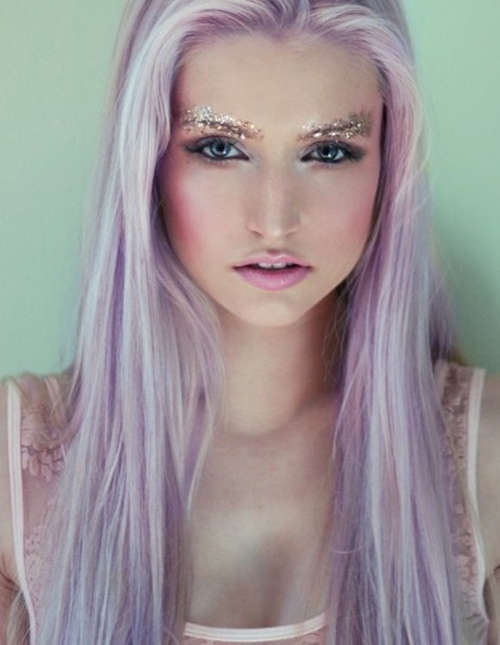 15 Ideas For Pastel Purple Hair