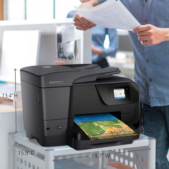 HP OfficeJet Pro 8710 All-in-One Wireless Printer Mobile Printing, Instant  Ink ready – Askhalo.live