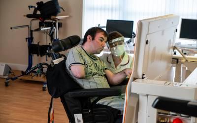 David's Inspiring Brain Injury Journey