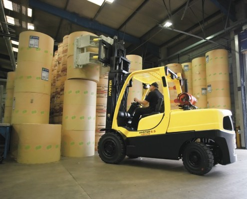 LPG Counterbalance Forklifts