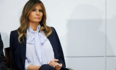 Melania Trump to Discuss Africa Trip Wednesday in New York