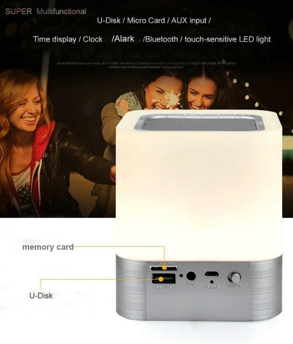 AU ASK01-007-Kube-003 Enceinte_haut-parleur_Bluetooth_portable