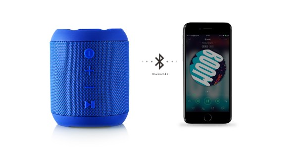 AU ASK01-021 RM Oroad-008 Enceinte_haut-parleur_Bluetooth_portable