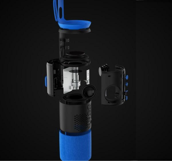AU ASK01-021 RM Oroad-009 Enceinte_haut-parleur_Bluetooth_portable
