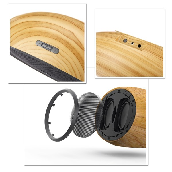 AU ASK01-029 RM rugby-005 Enceinte_haut-parleur_Bluetooth_portable
