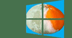 Moldy Orange
