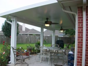 insulated roof panels lone star patio
