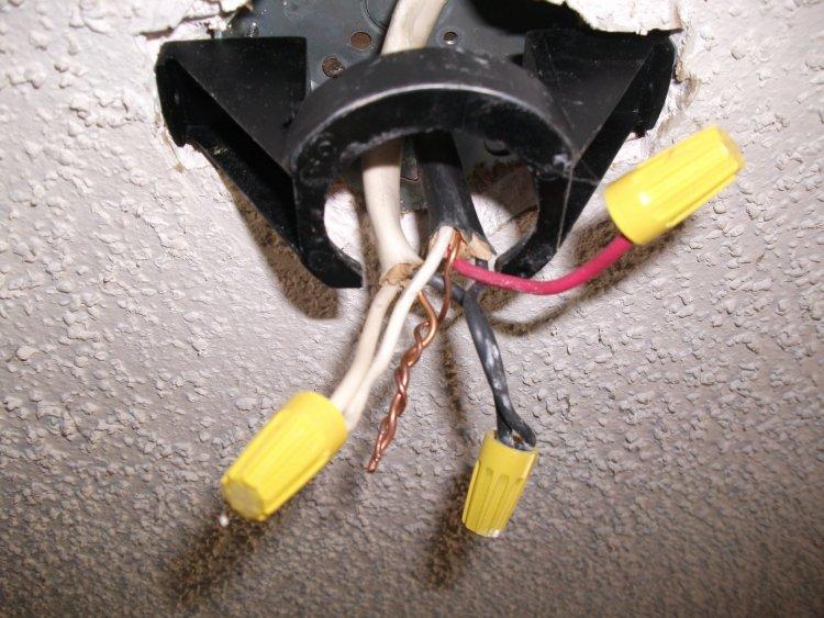 Ceiling Fan Wiring Help