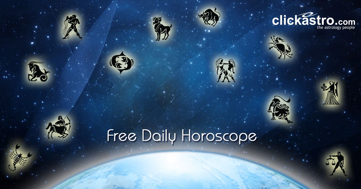 Now Get a Free Astrological Predictions at a Click away with ClickAstro
