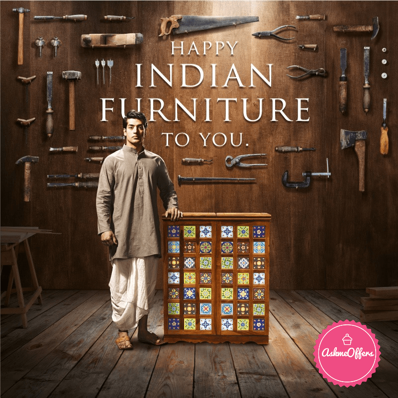Indian Furniture firm helping traditional artisans in COVID-19