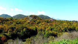 Живописная осень в Черногории