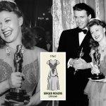 Оскар! За лучший женский наряд 1941-1950. Часть 2
