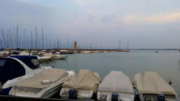 озеро Гарда Италья