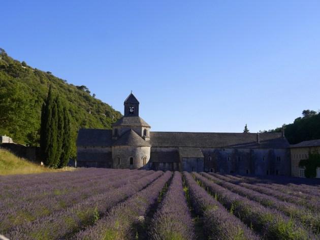 аббатство Сенанк Прованс