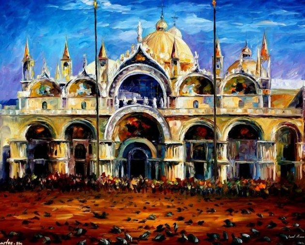 Картины Венеции