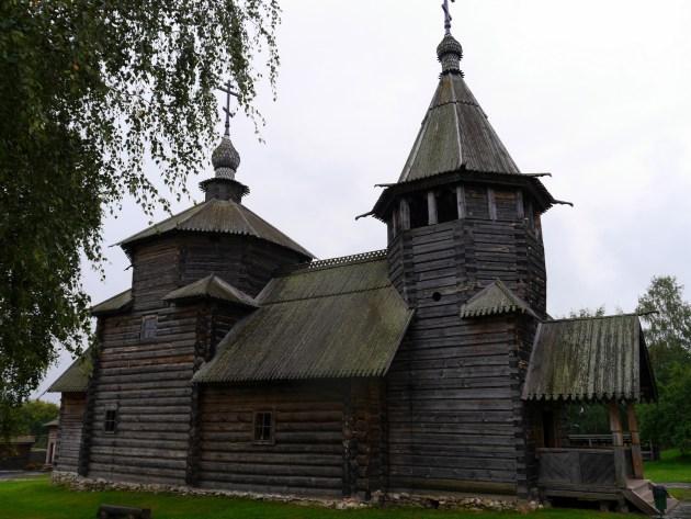 Воскресенская церковь. Суздаль
