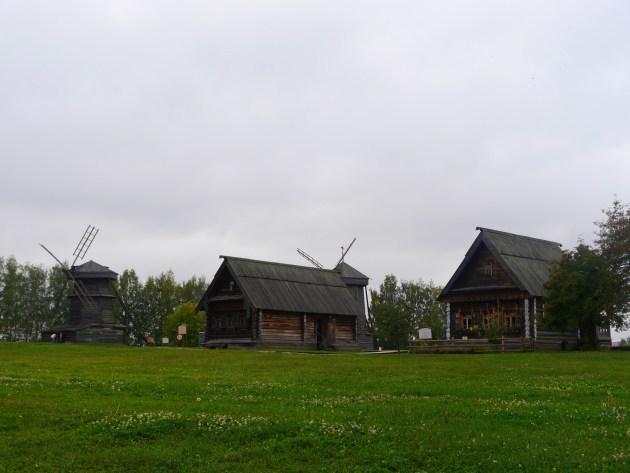 музей деревни в Суздале