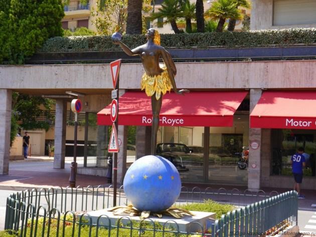 «Девочка на шаре»