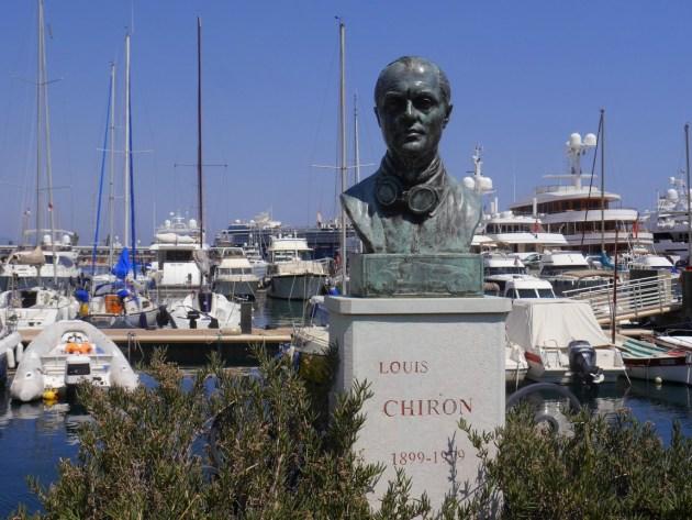 Гонщик Луи Широн был родом из Монако