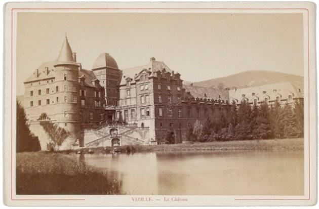 Старые замки Франции. Визиль