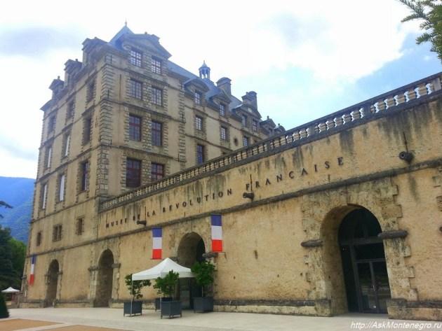 Музей революции Визиль Франция