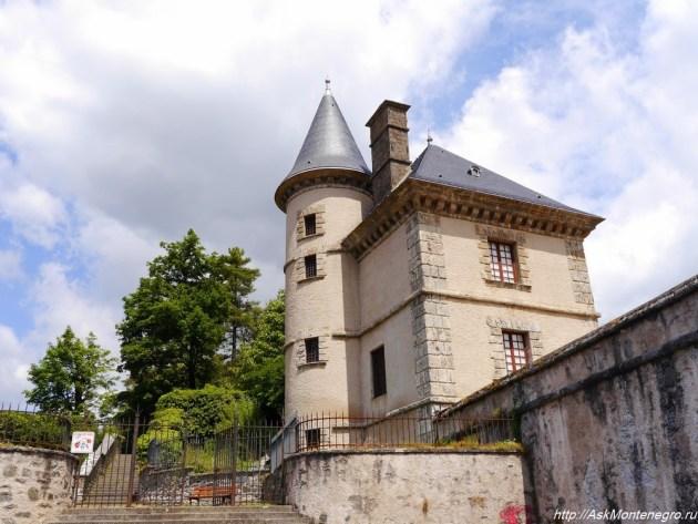 Chateau de Vizille France
