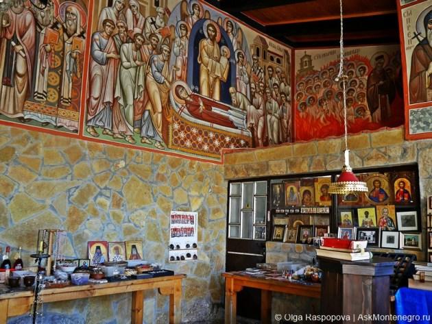 монастыри в Черногории