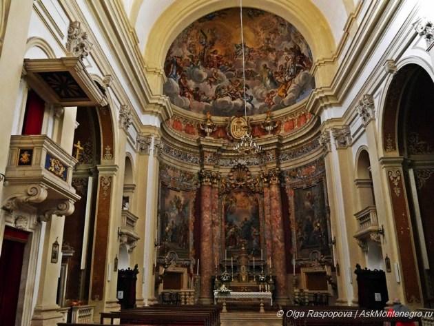Иезуитская церковь Дубровник