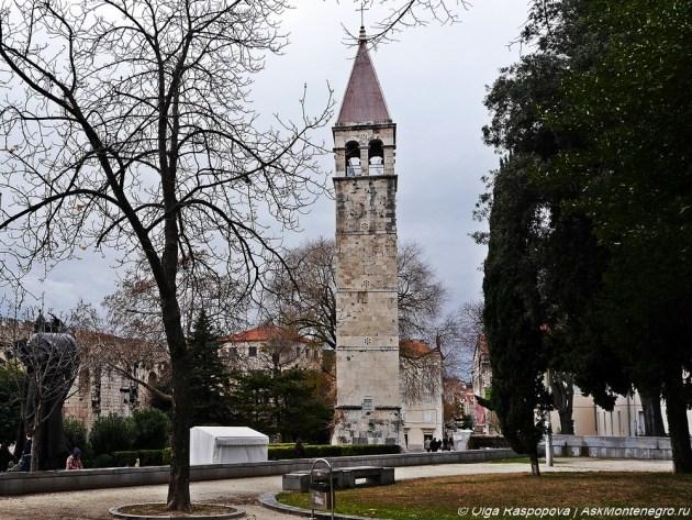 колокольня Сент-Ренье