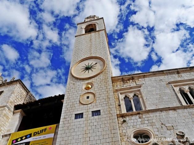 Колокольня в Дубровнике