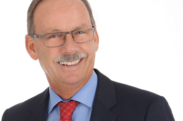 Konsulent Bürgermeister Gerald Hackl
