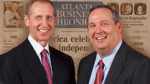 Primerica Co-CEOs, John Addison & Rick Williams