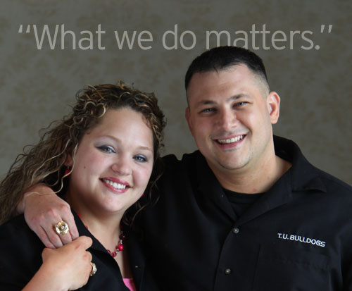 Primerica representatives Todd and Alisa Greer