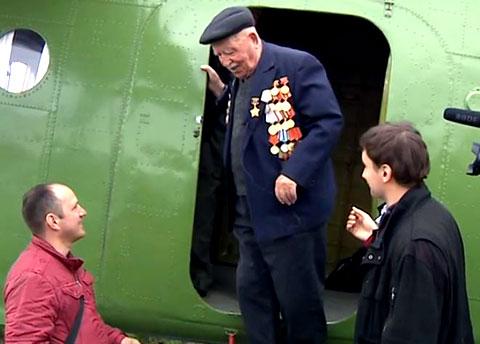 Ветераны Рыбинского  авиаклуба