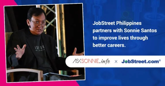 partnership announcemen by Jobstreet