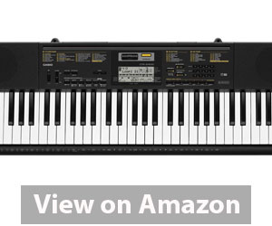 Casio Inc. CTK2400 PPK 61-Key Portable Keyboard Package Review