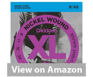 D'Addario EXL120-10P Electric Guitar Strings Review