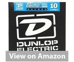 Best Guitar Strings: Dunlop Electric Guitar Strings Review