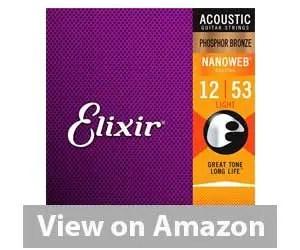 Best Guitar Strings: Elixir 16052 Acoustic Guitar Strings Review