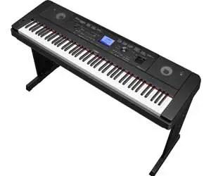 Yamaha DGX650B 88-Key Digital Piano Bundle with Knox Padded Bench Review