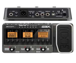 Zoom G3X - Guitar Effects and Amplifier Simulator with Expression Pedal Review