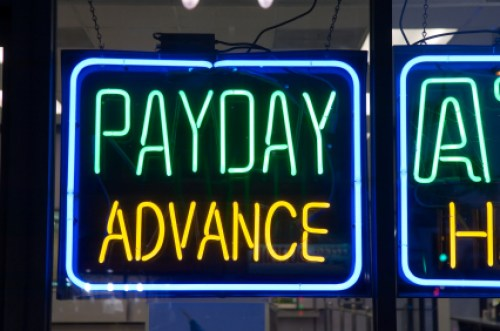getting a payday loan