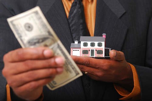 home equity loan on rental property
