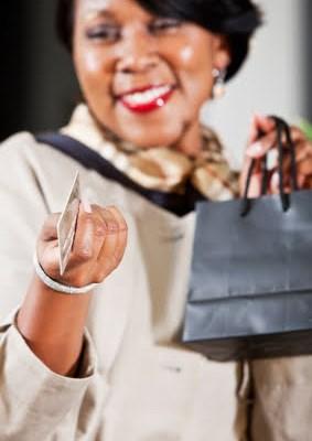 department store credit card